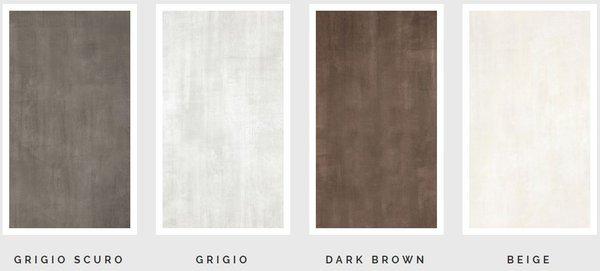 4 màu sắc của bộ sưu tập Forma