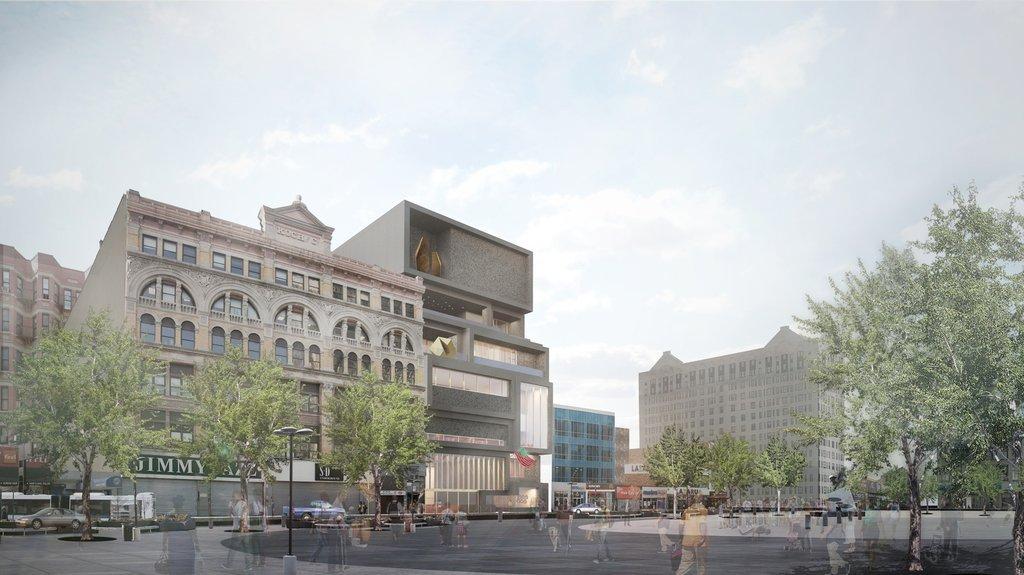 7 dự án giành chiến thắng trong NYC 2018