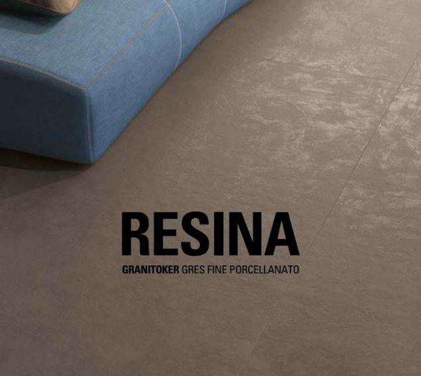 Bộ sưu tập Resina lấy cảm hứng từ đá tự nhiên đơn sắc