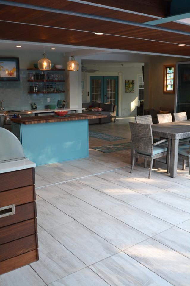 Chọn gạch trang trí cho phòng bếp