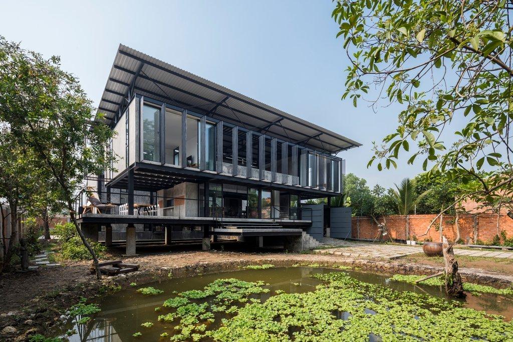 Hoàng Tường House & Studio