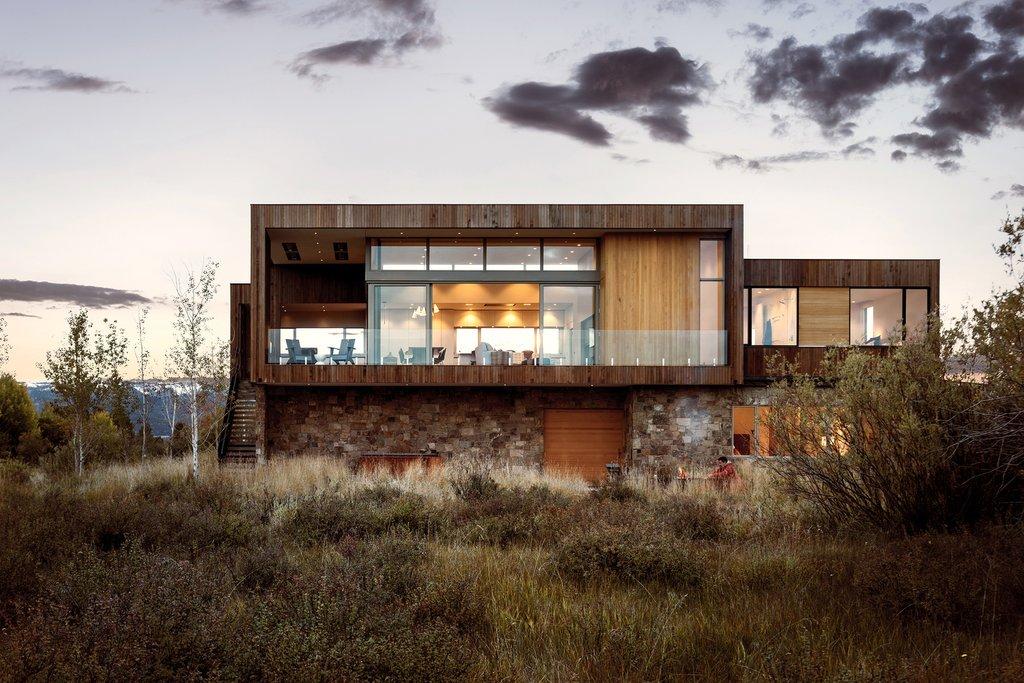 Dinh thự Teton Residence