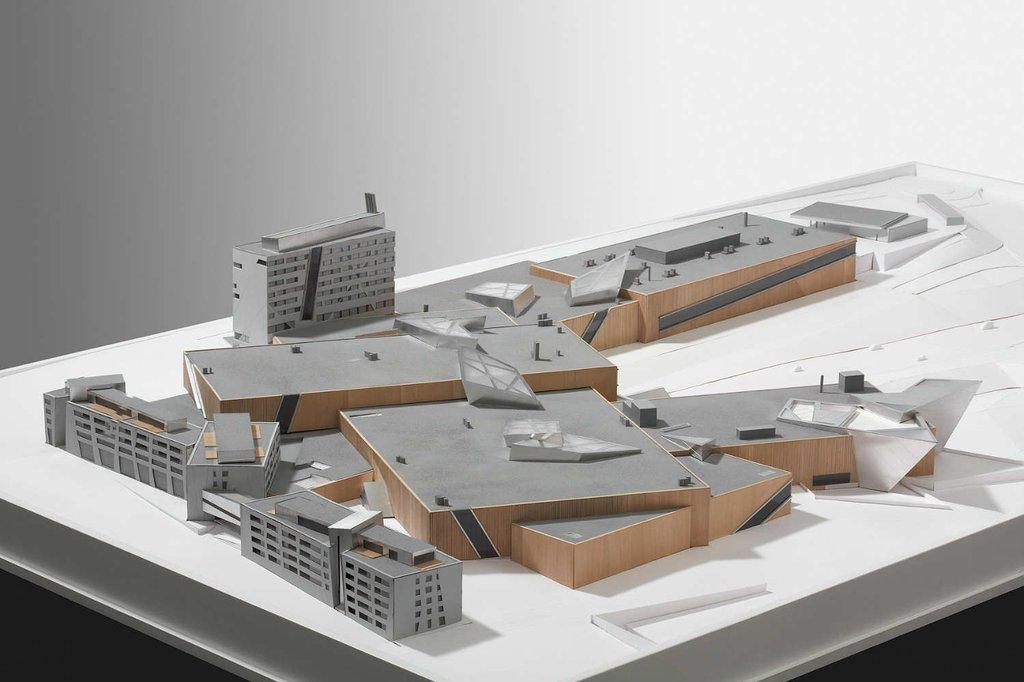 Dự án Westside là một dự án kiến trúc quy mô đô thị với tổng diện tích lên đến 1,5 triệu m2