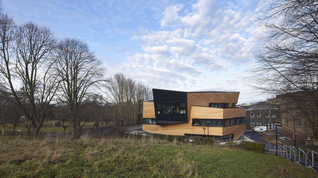 Dự án Ogden Centre của Studio Libeskinds