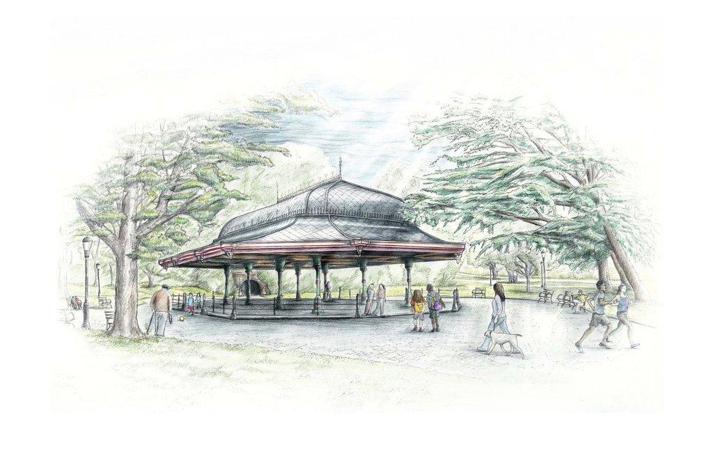 Dự án Pavilion Concert Grove