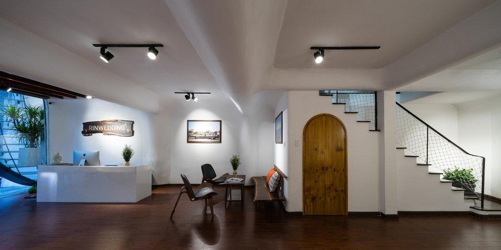 Dự án Rin Wedding Studio của nhóm kiến trúc sư District 1