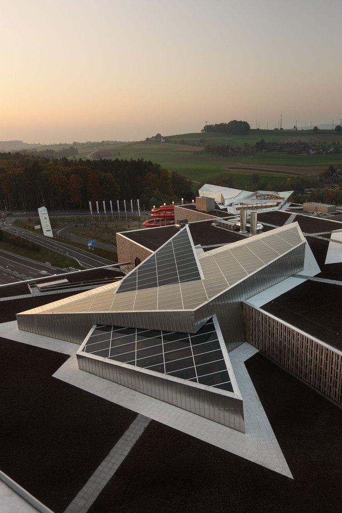 Dự án trung tâm thương mại Westside Bruennen của Daniel Libeskind