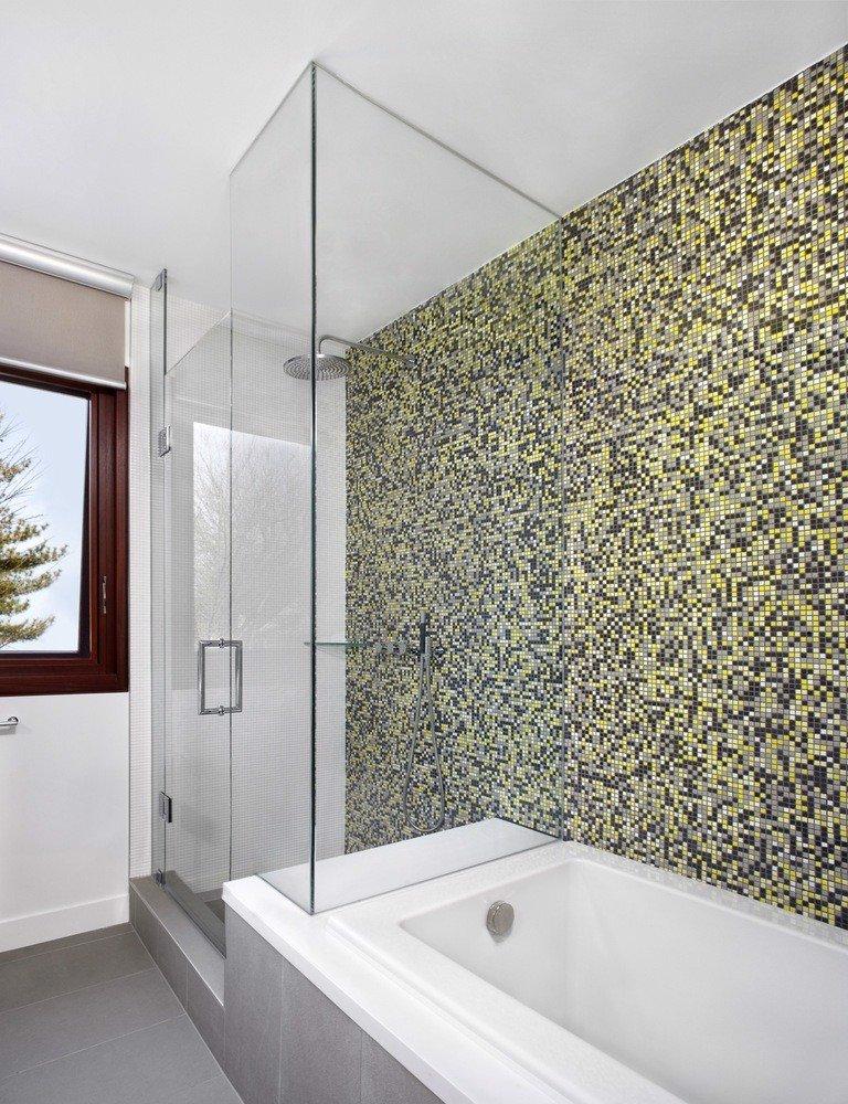 Không gian phòng tắm của ngôi nhà