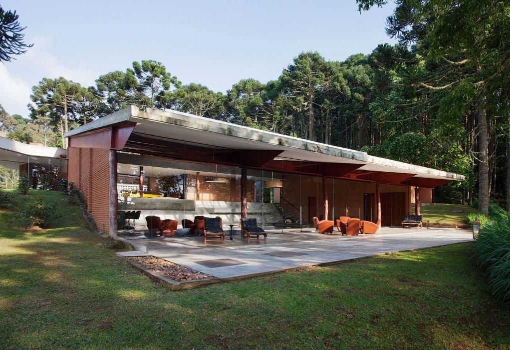 Thiết kế ngôi nhà gắn liền với thiên nhiên
