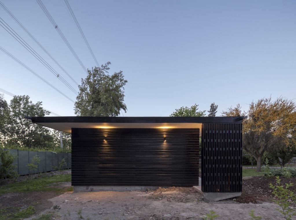 Kiến trúc độc đáo thiết kế bên ngoài tòa nhà