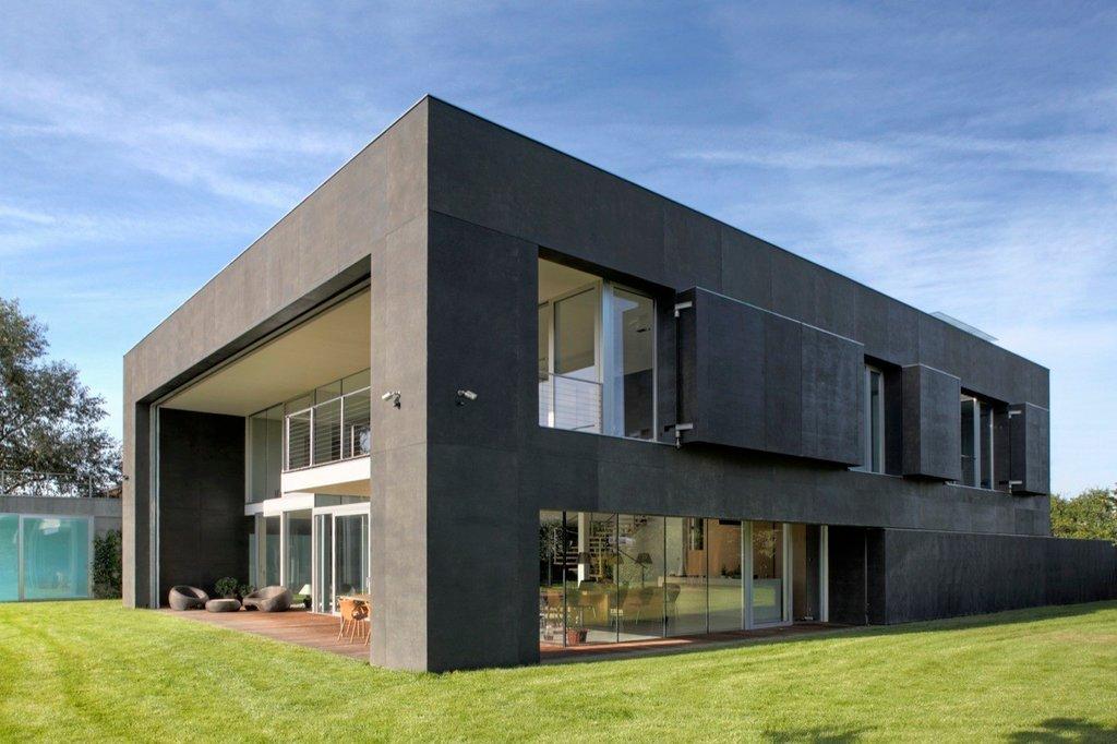 Kiến trúc hiện đại Safe House