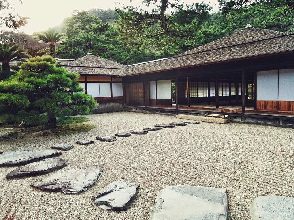 Nét độc đáo trong kiến trúc của người Nhật Bản