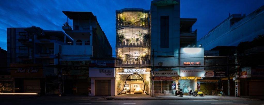 Rin Wedding Studio thiết kế bởi các kiến trúc sư trẻ