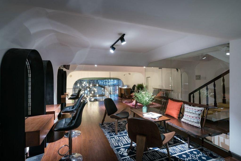 Rin Wedding Studio thiết kế giữa không gian nhiều Studio