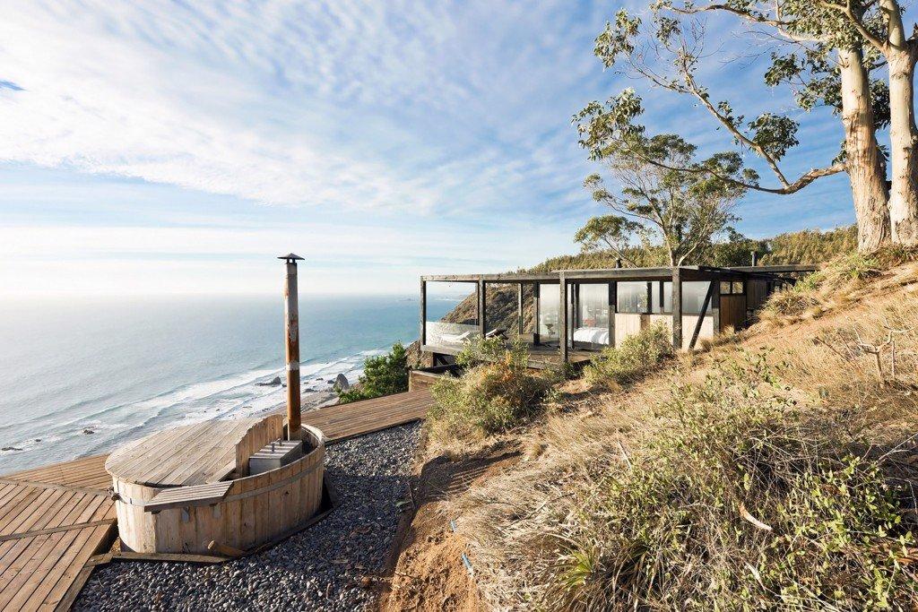 Thiết kế lý tưởng tại vùng biển xanh mát đầy nắng và gió