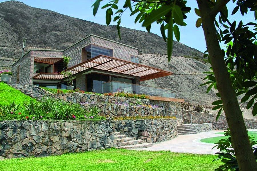 Dự án Casa Azpitia xây dựng với phương án đặc biệt