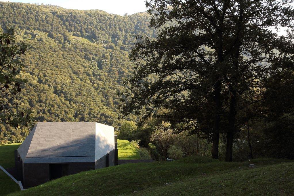 Kiến trúc ngôi nhà hài hòa với cảnh quan