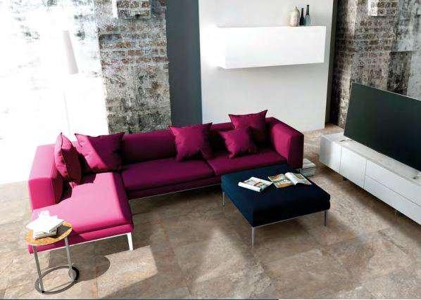 Appia thiết kế dựa trên ý tưởng của đá tự nhiên