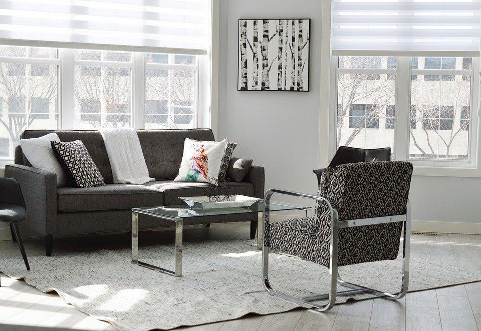 Thiết kế nội thất thông minh đơn giản