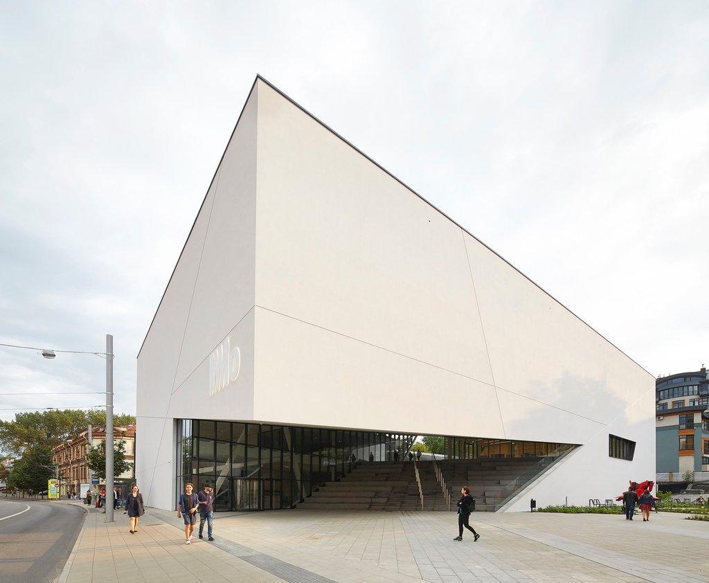 Bảo tàng nghệ thuật MO Museum of Modern Art