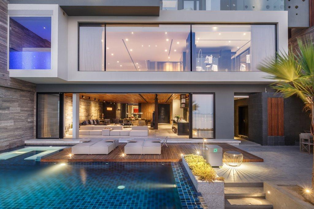 Biệt thự AAK là một dự án thiết kế dinh thự nghĩ dưỡng tại vùng đất vương quốc Bahrain