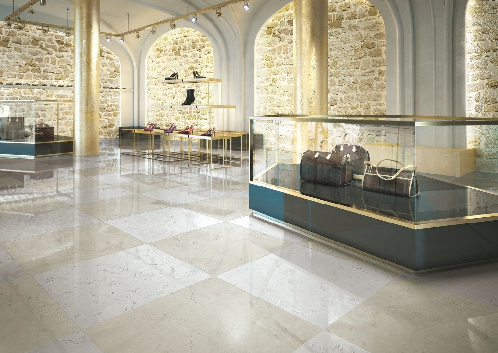 Bộ sưu tập Marmoker của nhà máy Casalgrande Padana