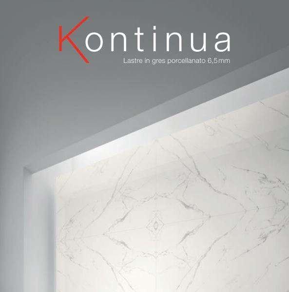 Bộ sưu tập Kontinua kích thước lớn