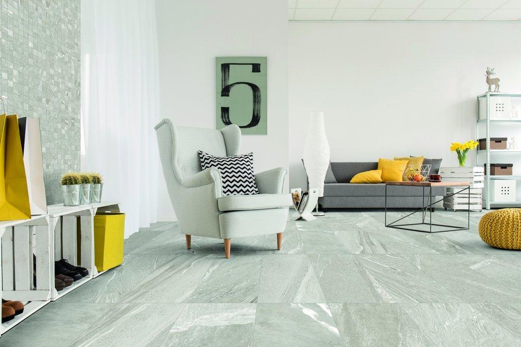 Bộ sưu tập Stone Wave được thiết kế với hai phiên bản bề mặt bóng và mờ