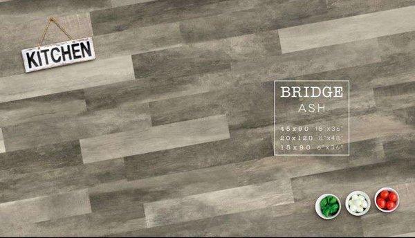 Mỗi màu sắc của Bridge mang một phong cách riêng