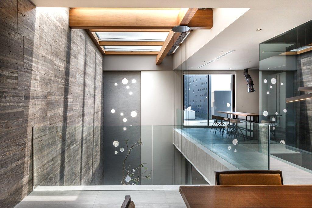 Các không gian kiến trúc và nội thất được đề cao tính hiện đại