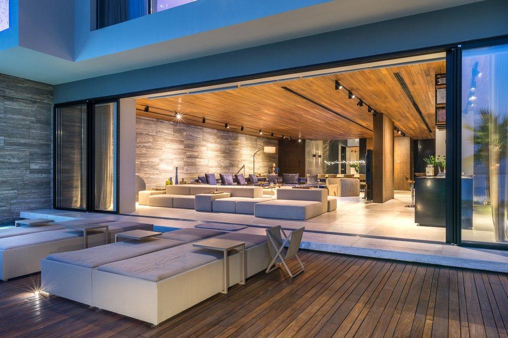 Các không gian Nội thất nên linh hoạt như trong các không gian mở để trở nên riêng tư và ngược lại