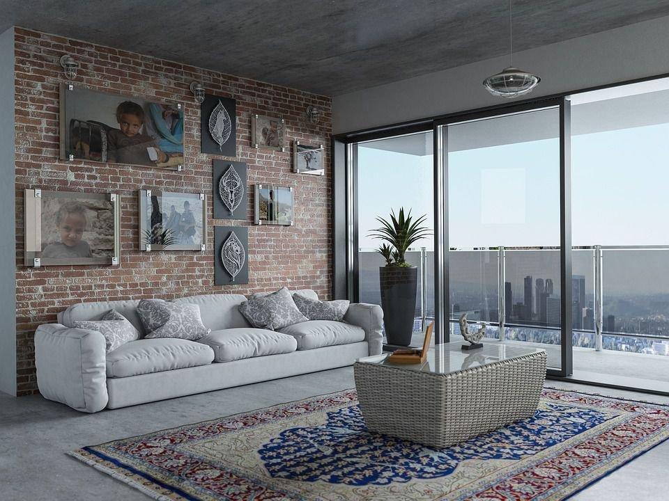 Cần tạo điểm nhấn cho không gian trong nhà