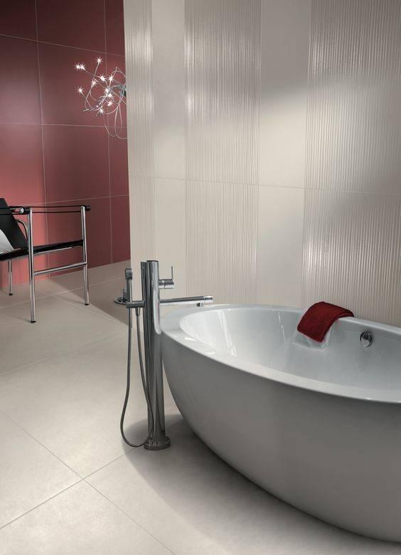 Chọn gạch lát nhà tắm có độ chống trơn trượt cao