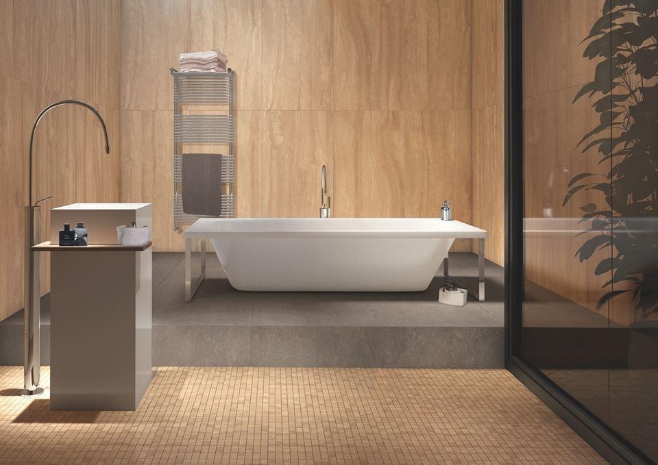 Kinh nghiệm chọn gạch ốp tường cho phòng tắm