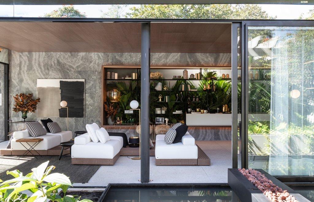 Dinh thự Grão House tại Brazil