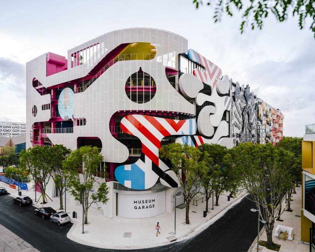 Dự án bảo tàng Miami Garage