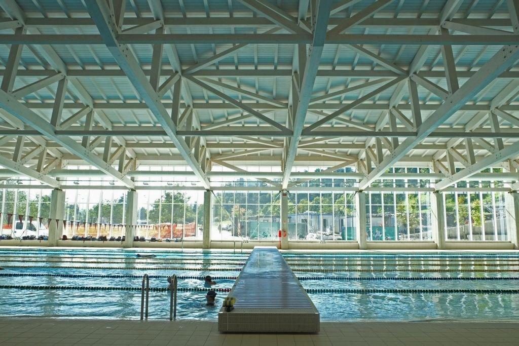 Dự án bể bơi của Cuneo