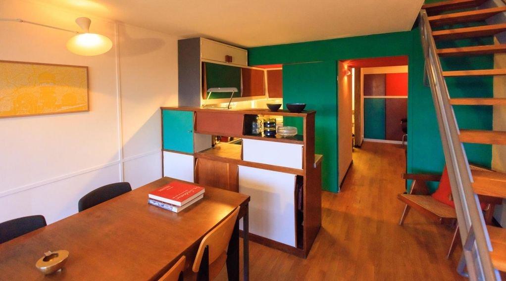 Dự án căn hộ tại Le Corbusier