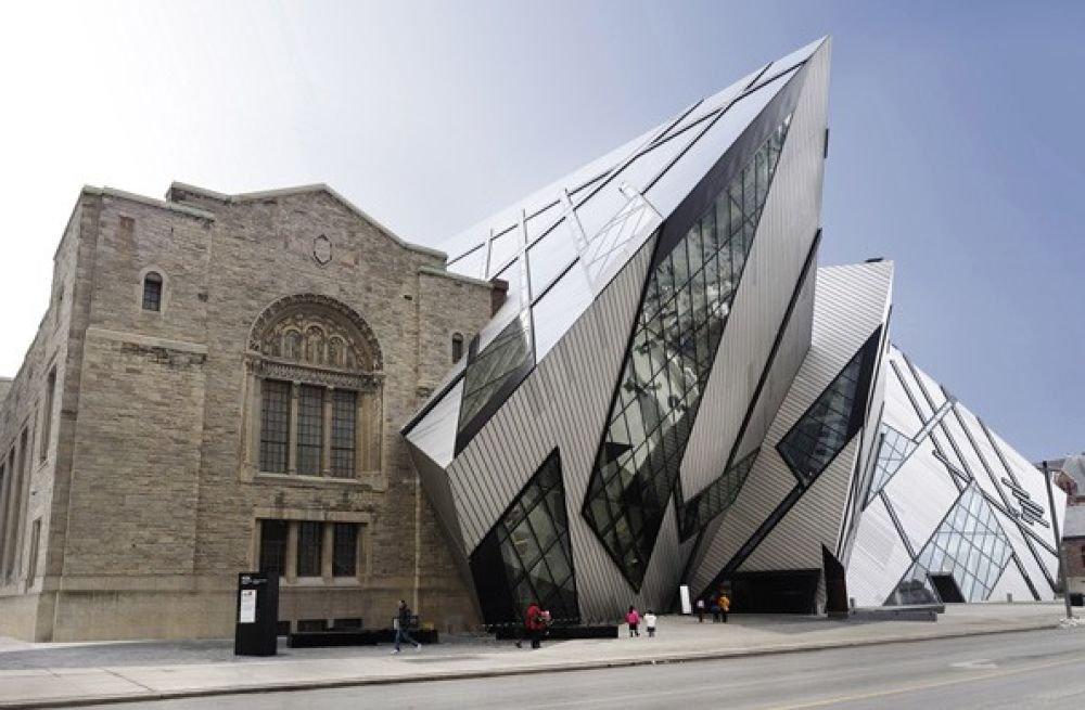 Dự án của Daniel Libeskind