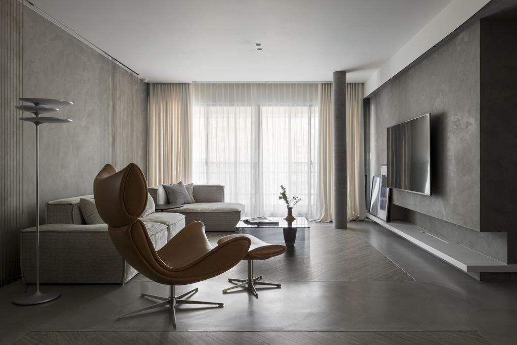 Dự án ngôi nhà của tương lai House of Future Contemporary của Studio In2