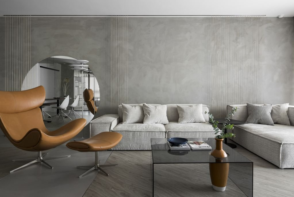 Dự án ngôi nhà của tương lai House of Future Contemporary