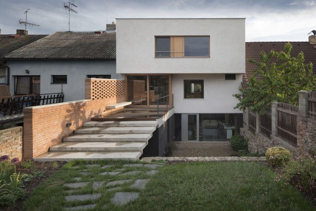 Dự án nhà ở kết hợp với Studio ở cộng hòa Séc