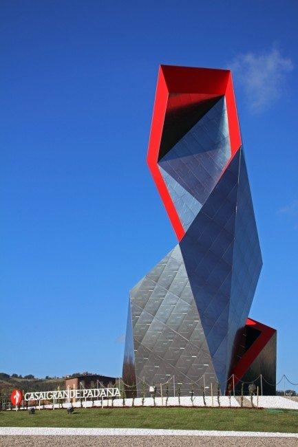 Dự án phi kiến trúc của Daniel Libeskind
