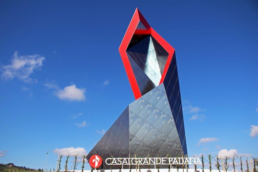 Dự án The Crown của Daniel Libeskind sử dụng gạch ốp lát cao cấp