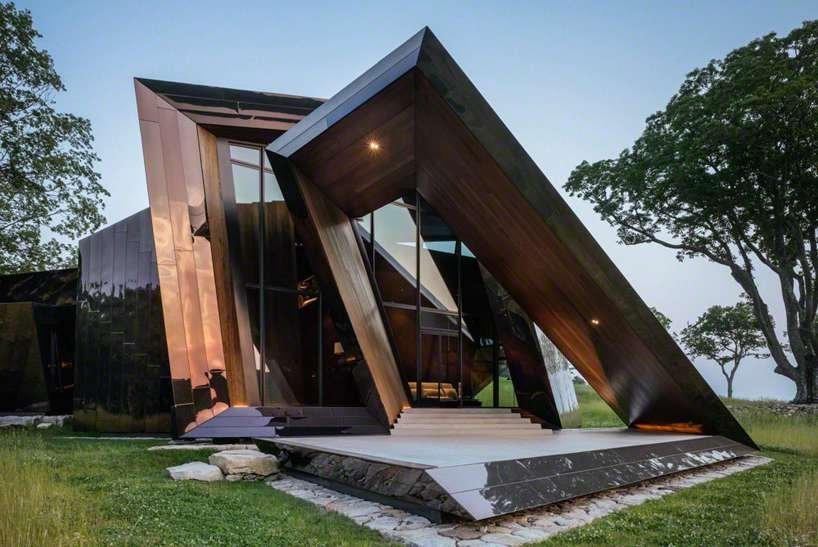 Dự án thiết kế biệt thự 18.36.54 tại Connecticut, Mỹ