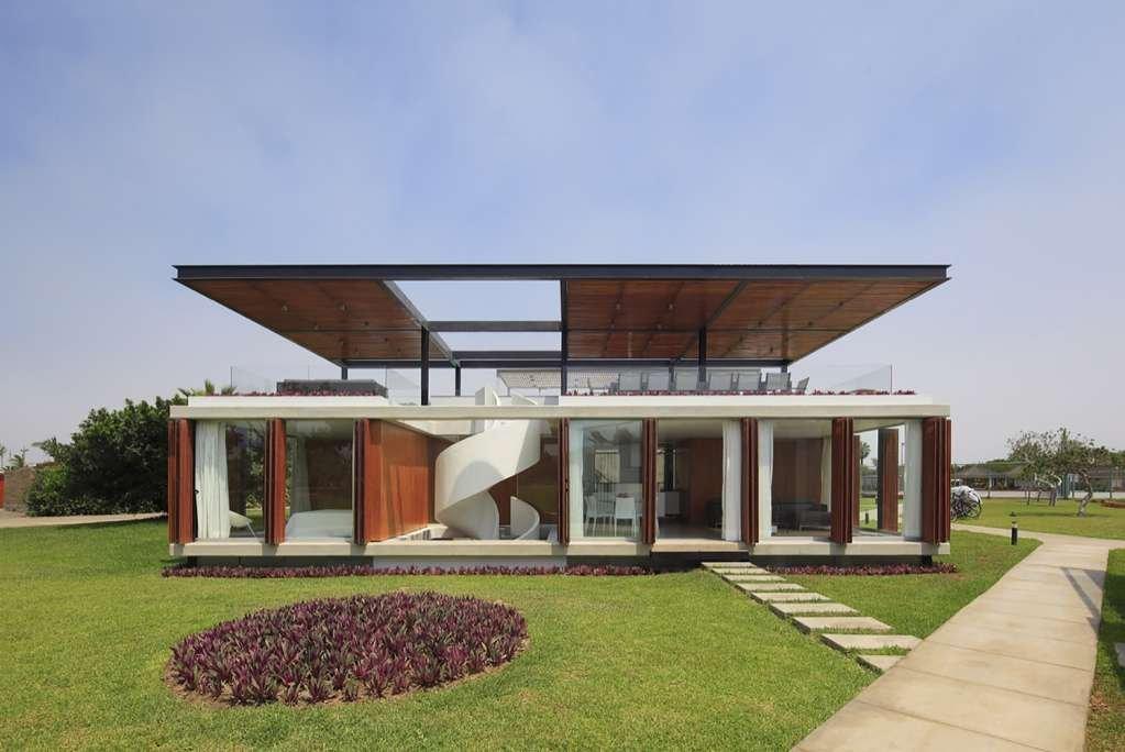 Dự án thiết kế biệt thự Asia House của Jorge Marsino Prado