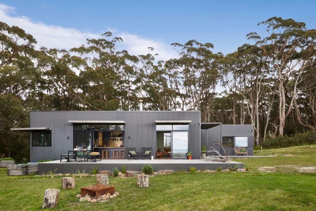 Dự án thiết kế nội thất Fish Creek House của Archiblox Pty
