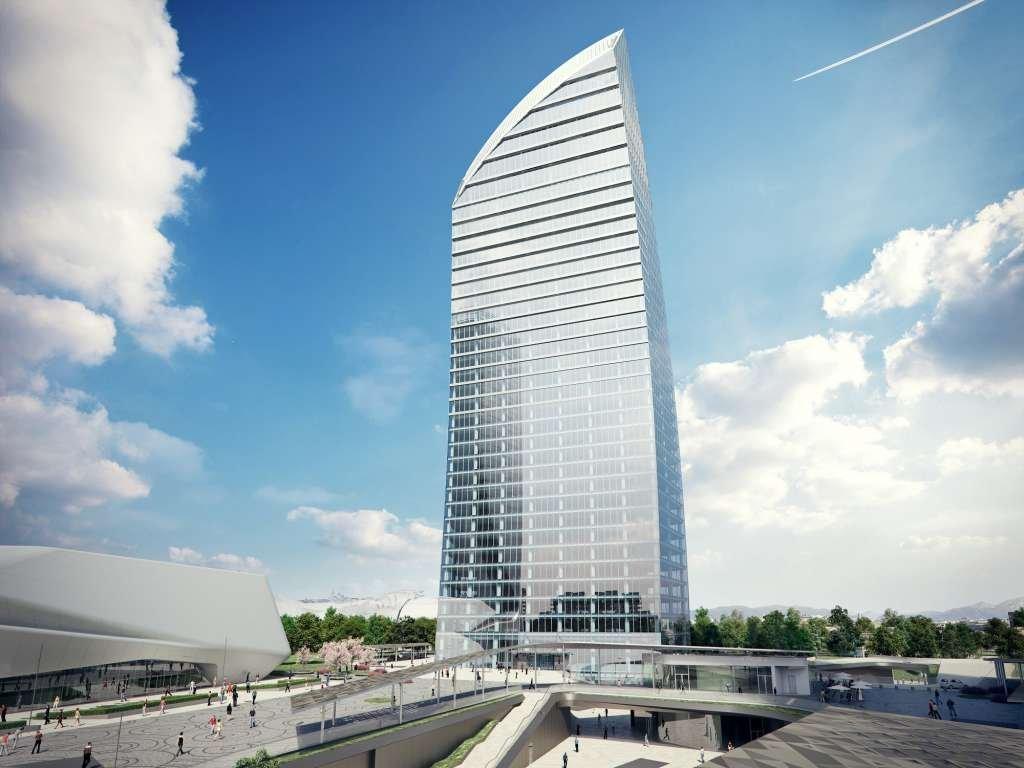 Dự án thiết kế PWC Tower của Daniel Libeskind tại Italia