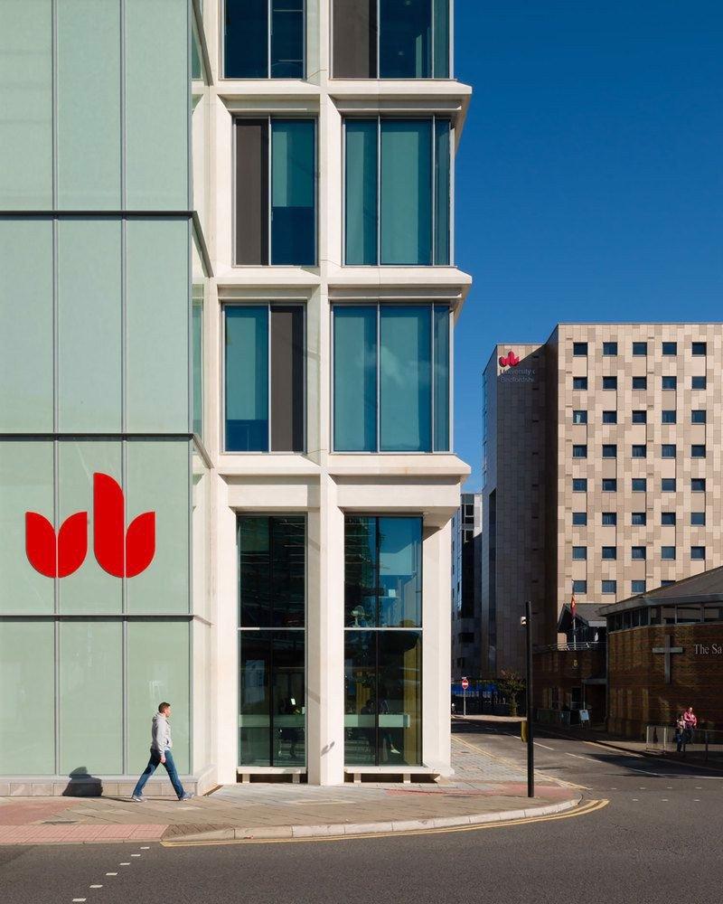Dự án thư viện mới của đại học Bedfordshire