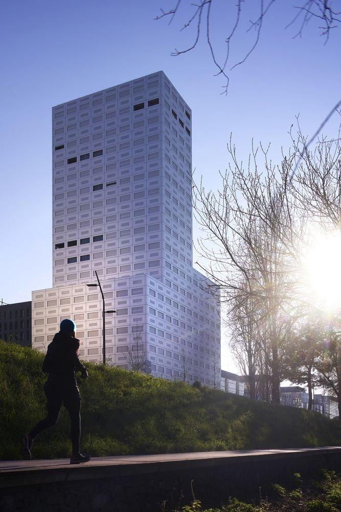 Dự án tòa tháp 360 độ View